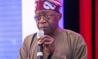 Tinubu: Nigerians must speak against corruption in high places