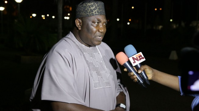 For Ugwuanyi, it's a social contract renewed