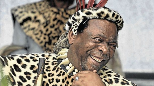 S'Africa slashes Zulu king's budget to save cost