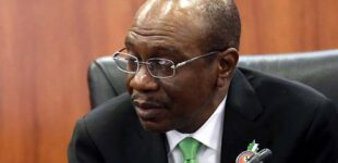 Emefiele to Obaseki: Stop the mischief — it's loans you're calling printing money