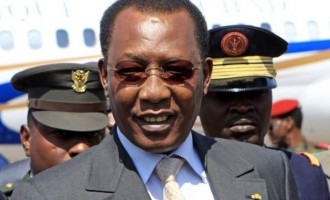 After 26 yrs in power, Chadian President wins another term