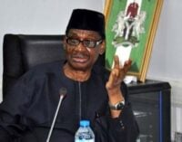 Sagay: Abusive, violent, kill mentality — IPOB's actions constitute terrorism