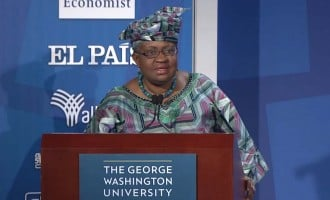 VIDEO: What exactly did Okonjo-Iweala say about 'lack of political will to save'?