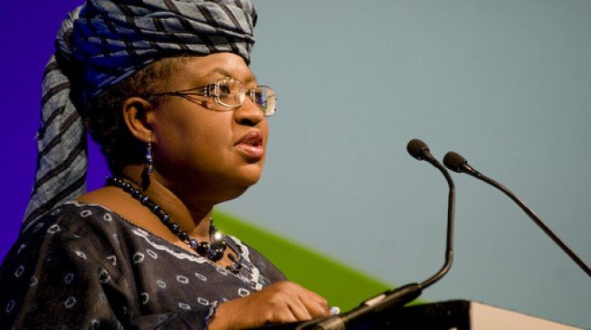 Okonjo-Iweala: I said governors, NOT Jonathan, lacked the political will to save