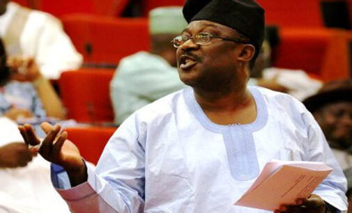Smart Adeyemi chairs senate's aviation committee — Melaye's former position