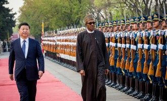 Examining Buhari's foreign policy in one year