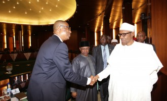 You must earn the trust of Nigerians, Buhari tells ministers