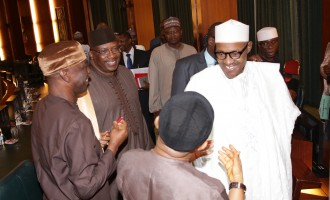 Keep working till May 28, Buhari tells ministers