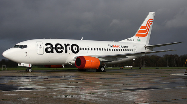 COVID-19: Aero suspends flights services for two weeks