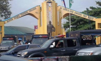 Police foil suicide on Imo campus