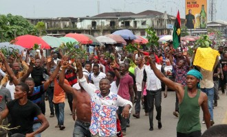 Police warn IPOB against planned protest in Abuja