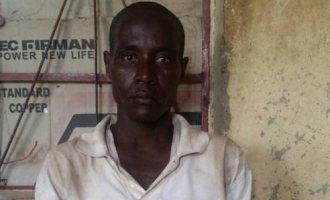Army detains 'self-acclaimed' husband of rescued Chibok girl