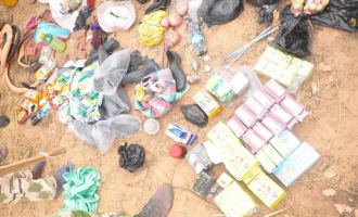 Troops 'recover sex enhancing drugs' from Boko Haram