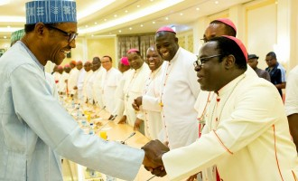 Catholic bishops: We're 100 percent with Buhari