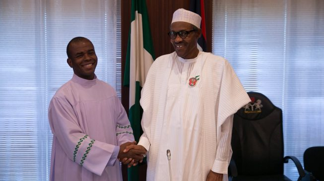 Mbaka endorses Buhari for second term | TheCable