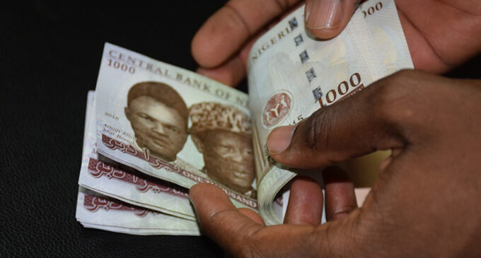 EXPLAINER: What is this 'Arabic sign' on the naira all about?