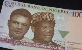 Our initiatives has taken pressure off the naira, says CBN