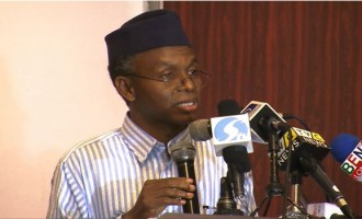 El-Rufai excited over choice of Kaduna for Arewa security summit