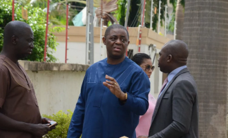 'PURE LIES': My boss not cheerful in detention, says FFK's aide