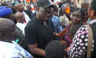 Fayose's excuse for not paying workers laughable