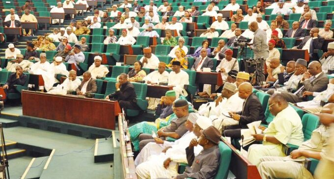 Reps to audit assets, monies seized by EFCC