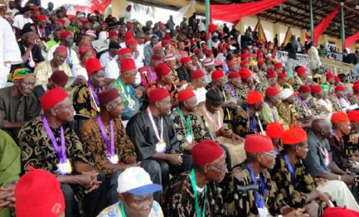The Igbo presidency