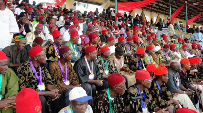 Ohanaeze youth propose south-east federation, fix date for referendum