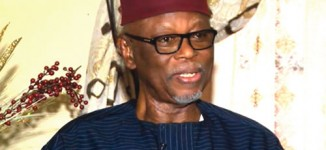 Oyegun: Nigeria isn't working… people losing faith in the leaders