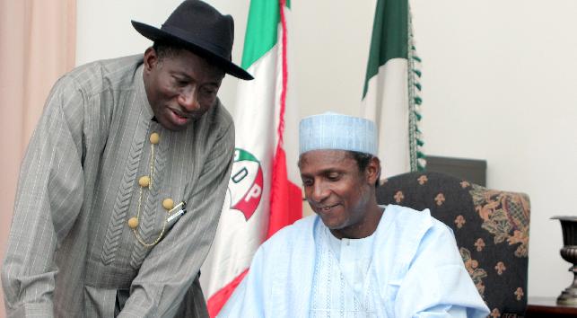 Jonathan-Yar'Adua