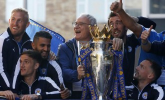 Claudio Ranieri sacked as Leicester City coach