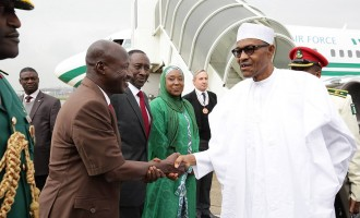 Magu, DSS DG meet at Aso Rock mosque