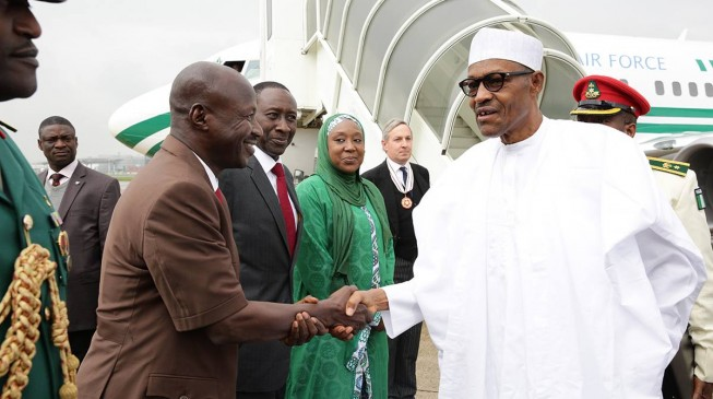 Magu, DSS, Saraki, Buhari and the intrigues of a corrupt cabal