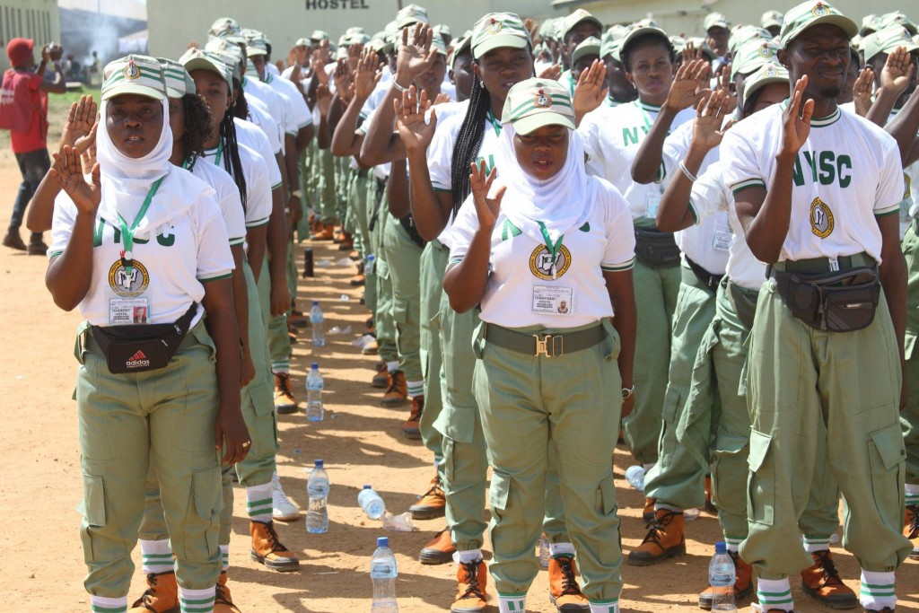 GOOD NEWS: FG releases funds to NYSC, Stream II orientation to hold Saturday - TheCable