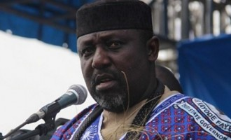 Okorocha: Fayose trying to overheat the polity… Nigerians should ignore him