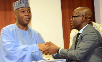 We'll keep shouting until something is done about NEITI report, says Saraki