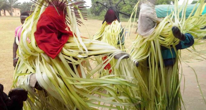 EXTRA: Dressing masquerades can create a thousand jobs per week, says Lai