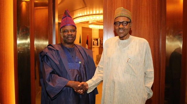 Amosun: I am happy to say Ogun is number one