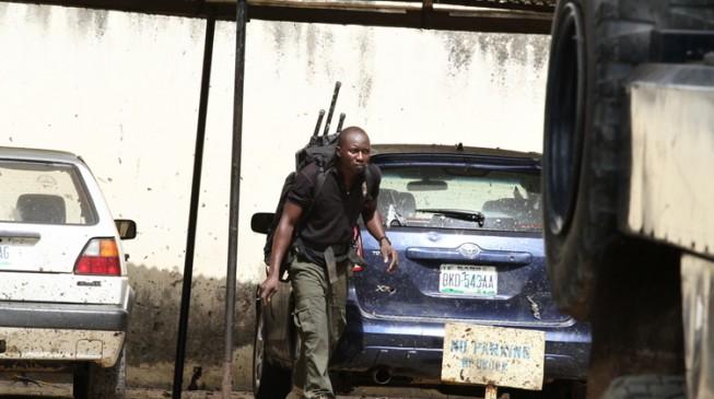 Police shoot militant at girlfriend's residence in Ikorodu