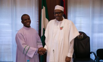 Mbaka: We can't reach Buhari because of the people around him