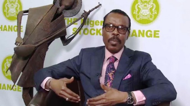 Rewane says Buhari scored an own goal, equalised 'and then took credit for a draw'