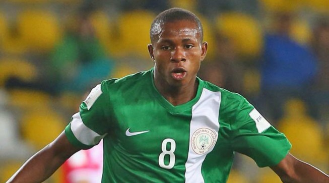 Samuel Chukwueze: My parents burnt my boots to stop me from playing football