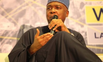Saraki: I don't have a problem with mega party if it will push the economy forward