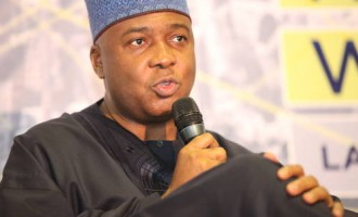 We must strive to make democracy a way of life, Saraki tells Nigerians