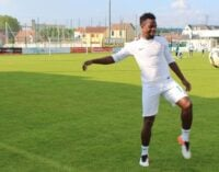 Onazi: Victory over S'Africa key to our World Cup, AFCON aspiration