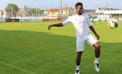 Onazi sustains achilles injury, could be out of AFCON