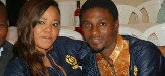 Adeniyi Johnson and Toyin Abraham bicker over divorce proceedings