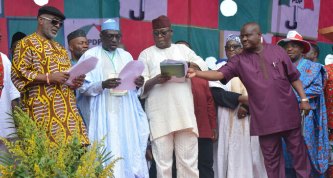 PDP convention will hold despite 'reckless' court order, says Makarfi faction