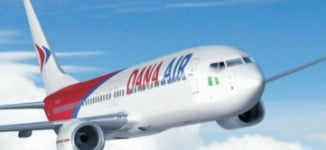 COVID-19: Dana Air to keep middle seats empty after pandemic