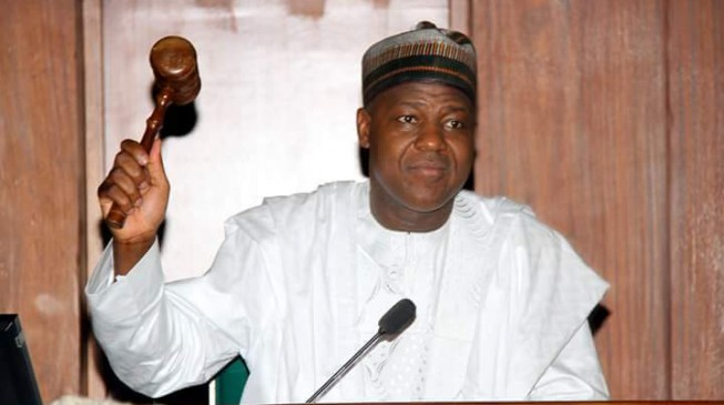 Jibrin: Dogara has done his worst but he'll hear from my lawyer