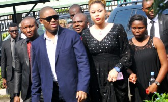 Extra: My 'lion' will be vindicated, says FFK's wife